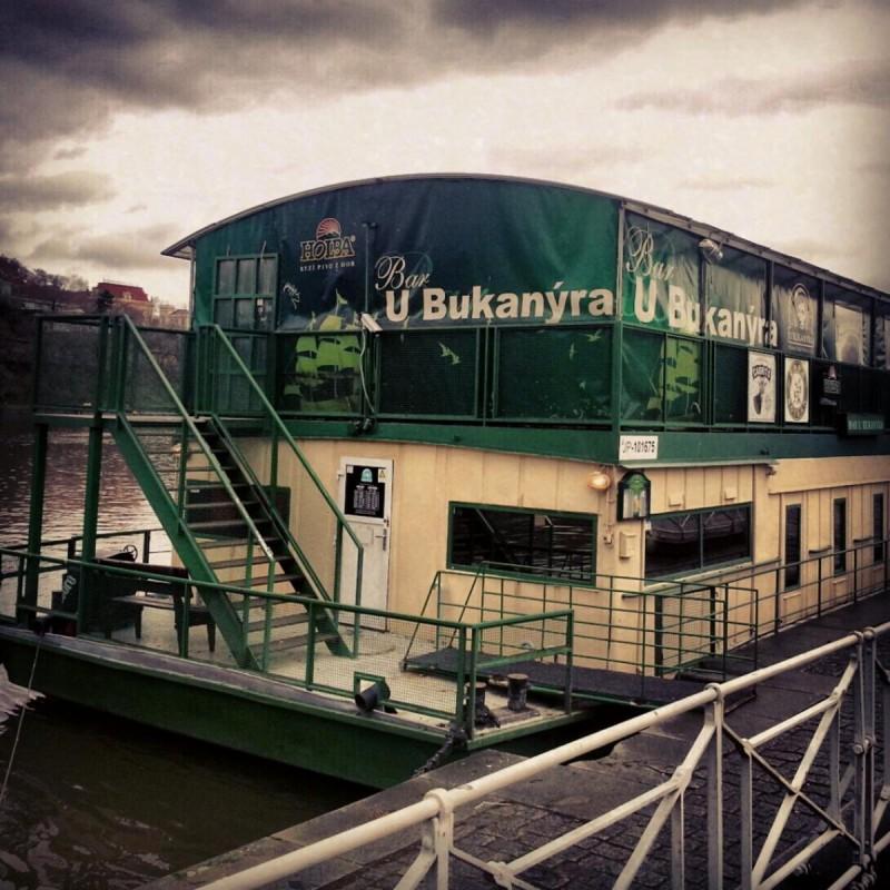 Клуб U Bukanýra 3