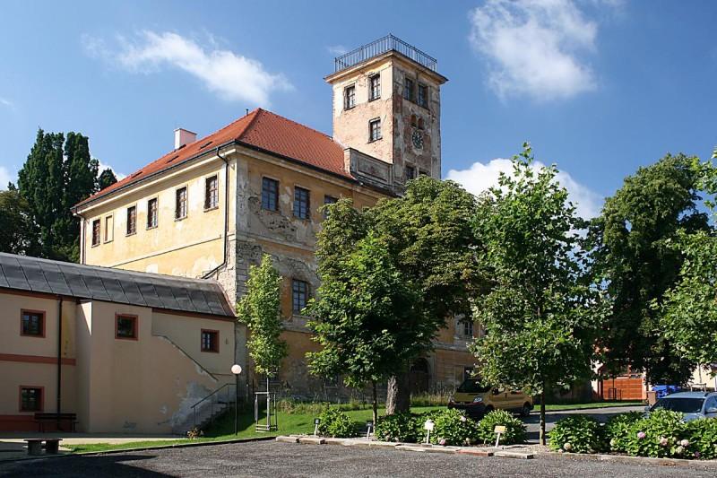 Замок Кунратице 1