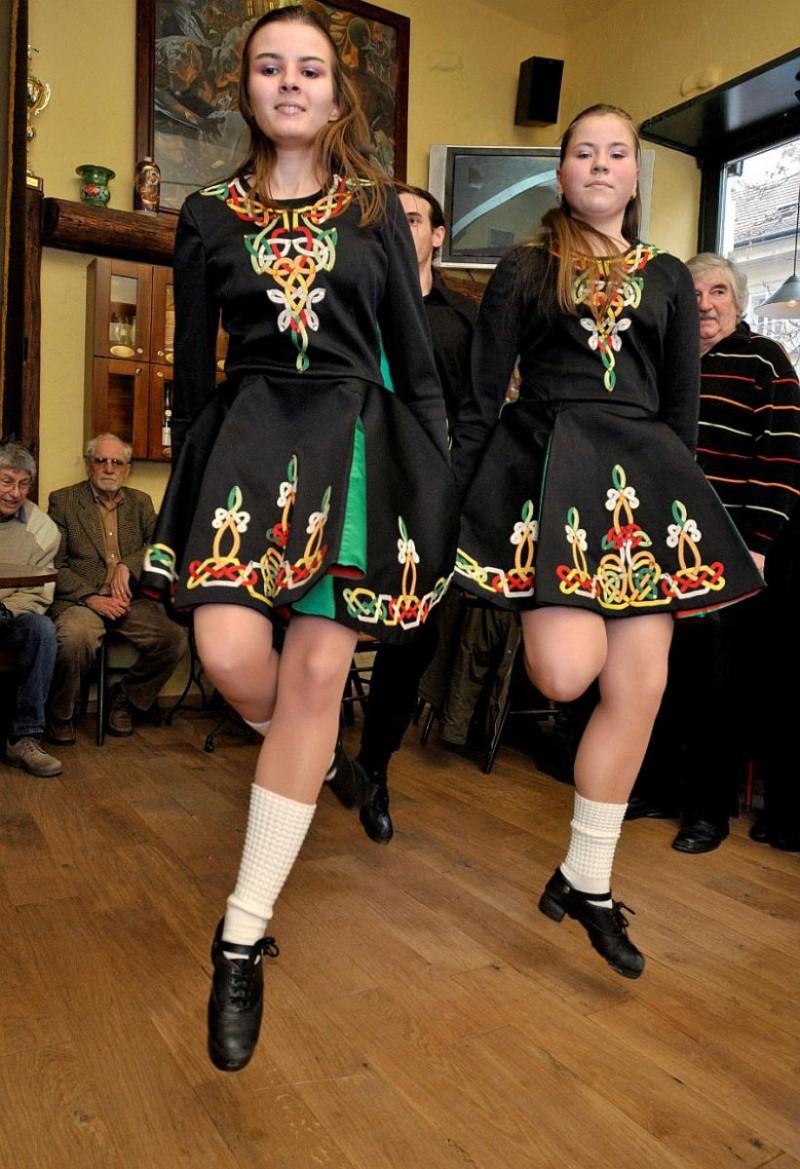 День святого Патрика в Праге 3