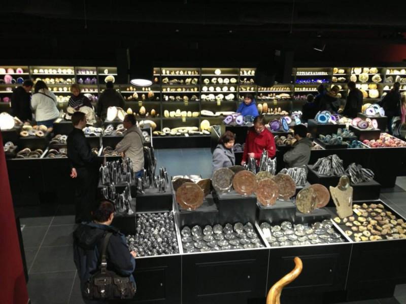 Музей минералов и метеоритов 1