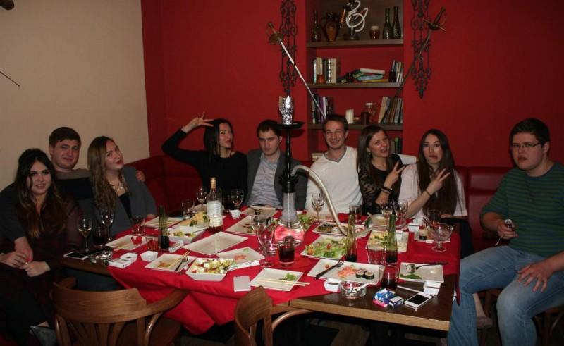 Monte Christo – Shisha & Sushi Bar
