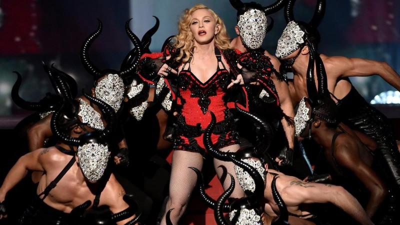 Концерт Мадонны 3