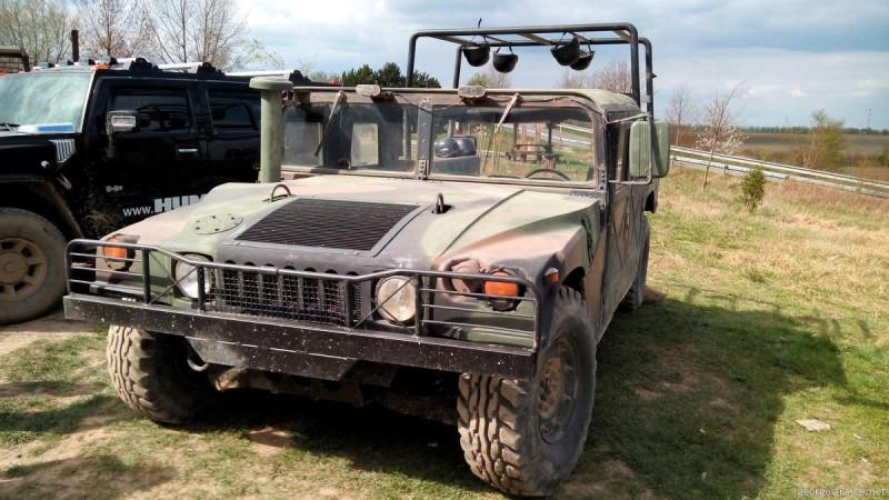 Парк развлечений Hummer 3