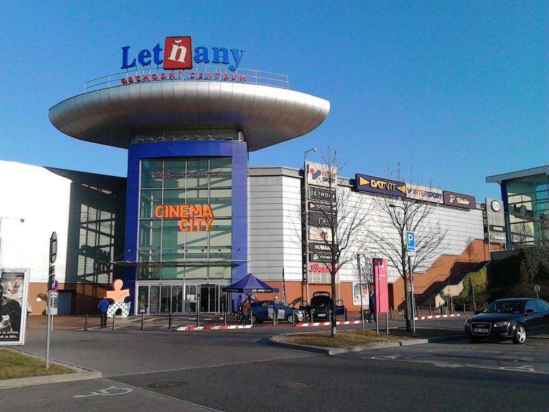 Торговый центр Летняны 4