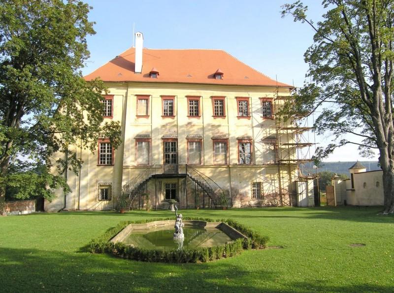 Замок Кунштат 1