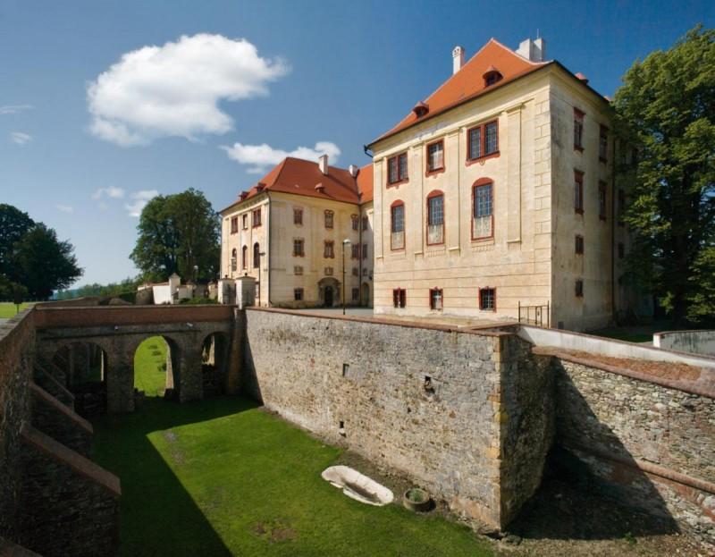 Замок Кунштат 4