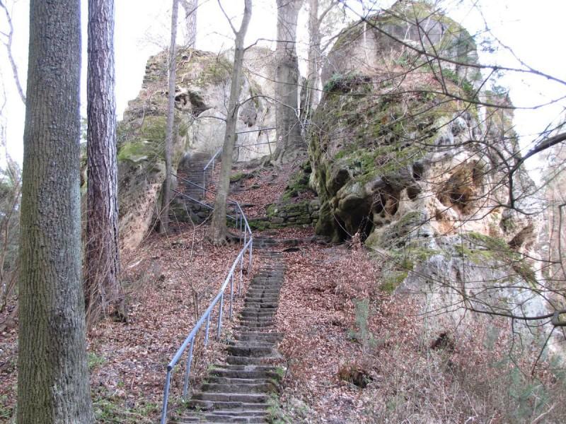 Замок Паржез 1