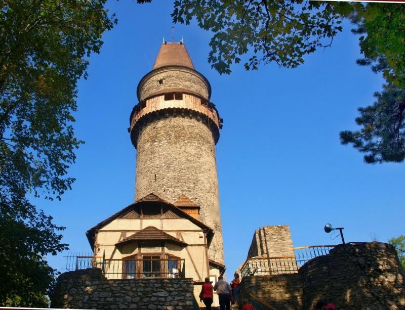 Замок Штрамберк 1