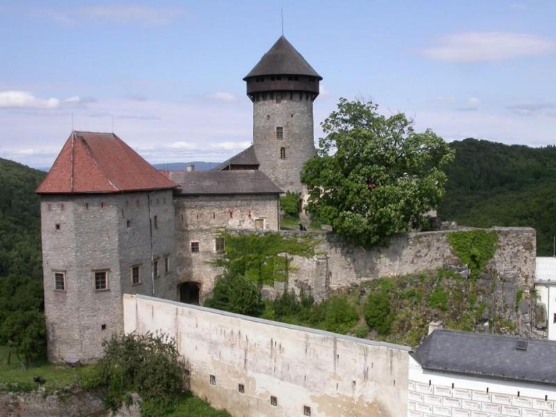 Замок Штрамберк 7