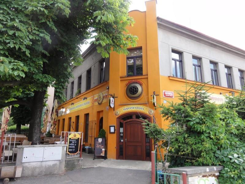 Пивная Svijanská Bašta 1