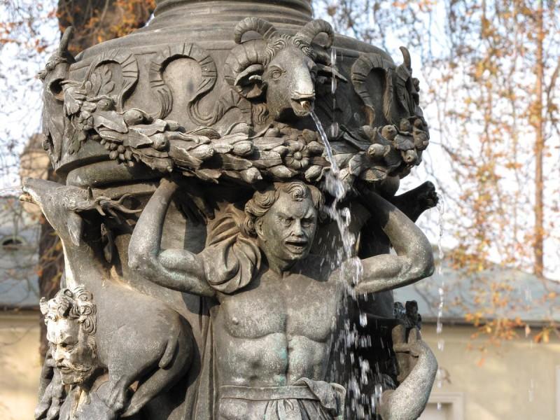 Поющий фонтан - Zpívající fontána 1