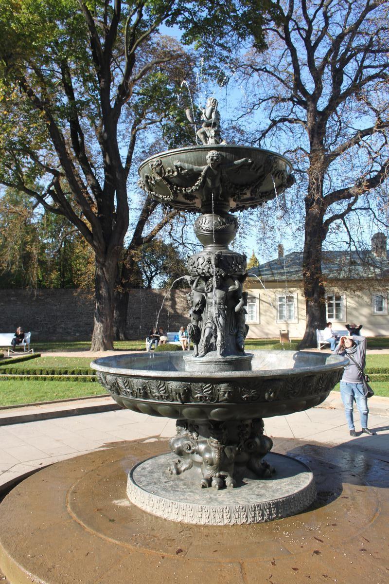 Поющий фонтан - Zpívající fontána 4
