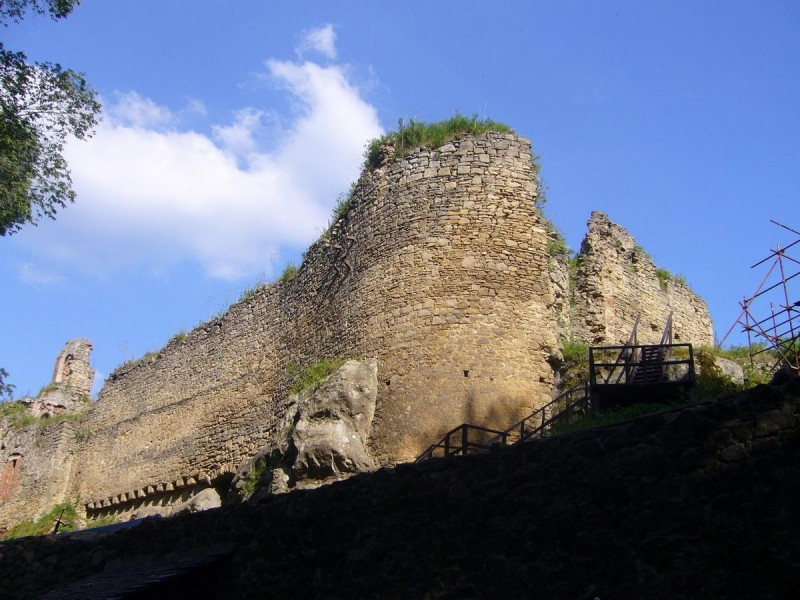 Замок Цимбурк 8
