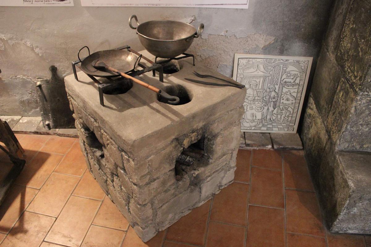 Интерьеры для кулинарии