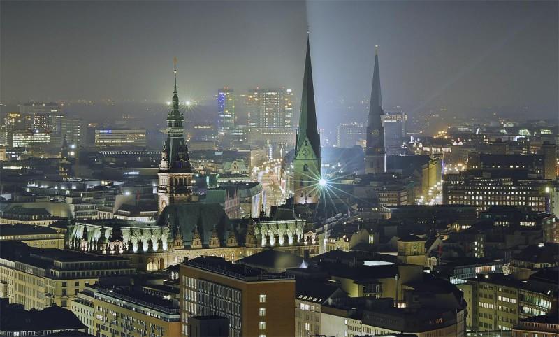 Как добраться из Прагу в Гамбург 3