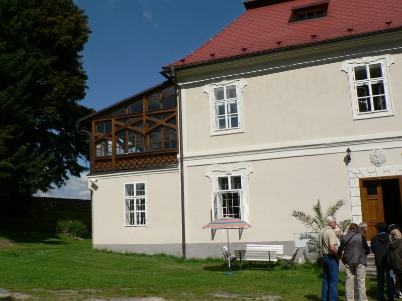 Замок Скалице 3