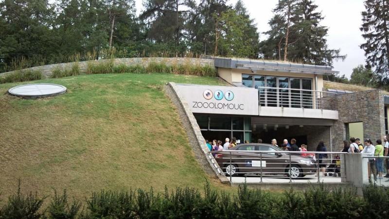 Зоопарк Оломоуц 10