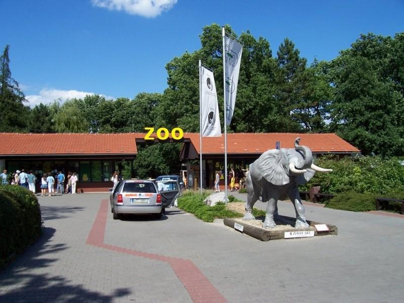 Зоопарк Острава 7