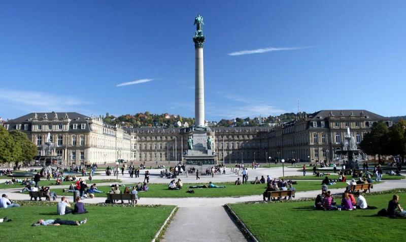 Как добраться из Праги в Штутгарт 2