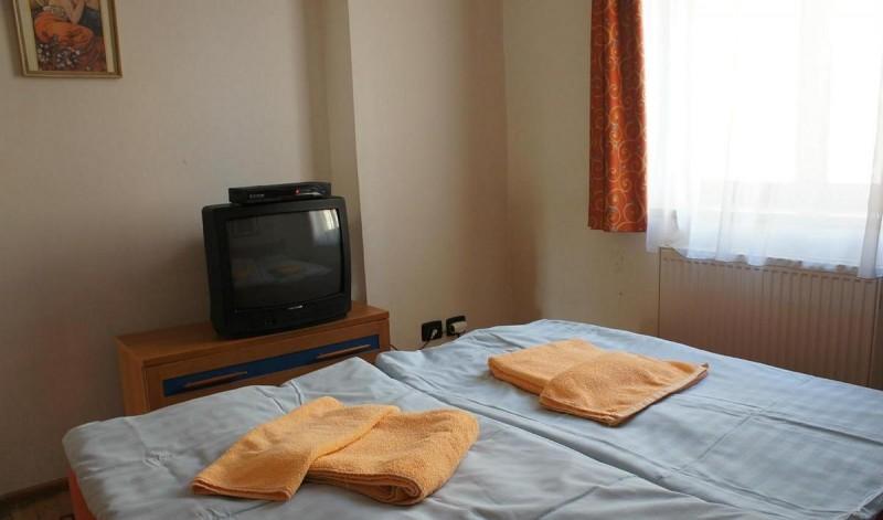 Отель Rezidence Vitkova 4