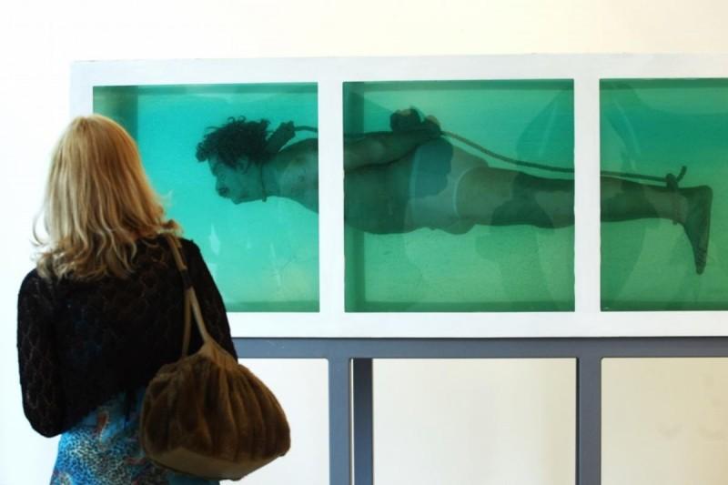 Скульптура Акула 1