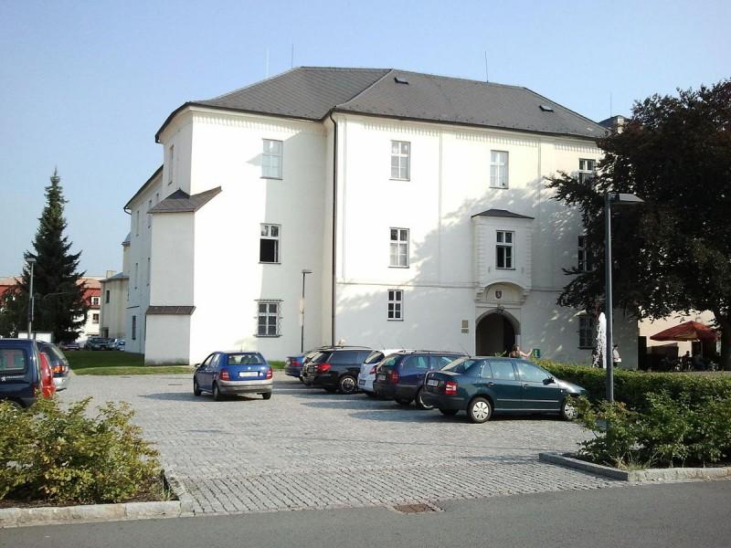 Замок в Климковицах