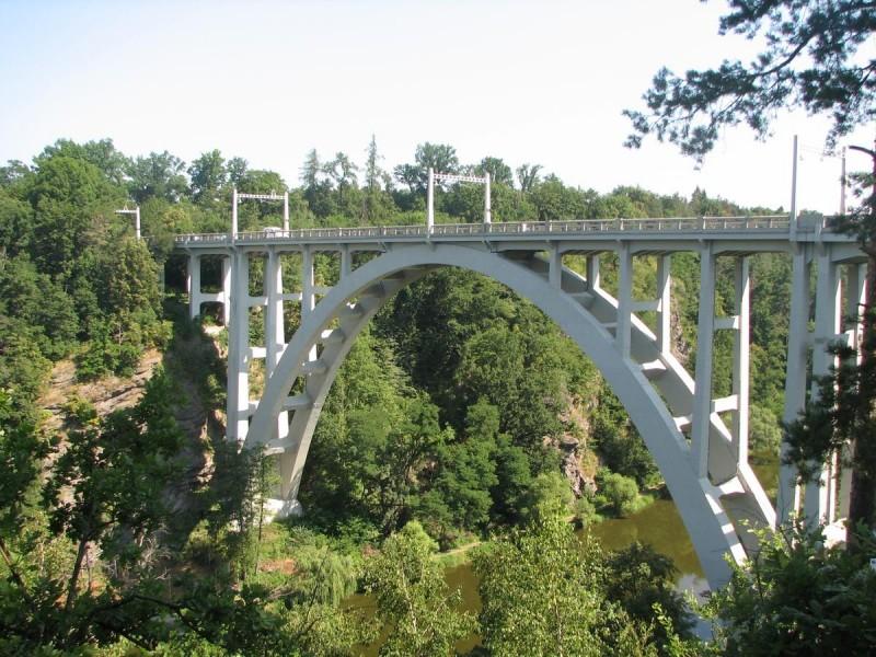 Мост Бехинская радуга