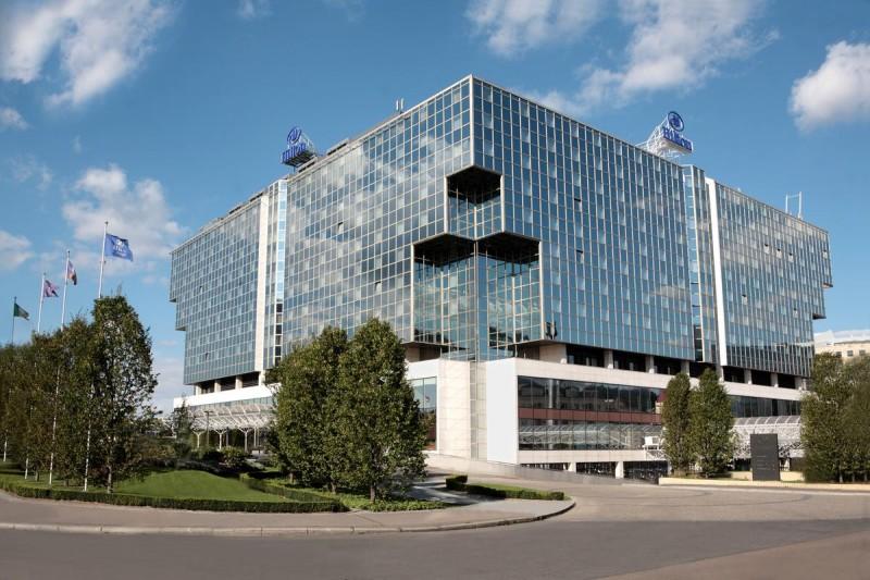 Отель Hilton Prague 18