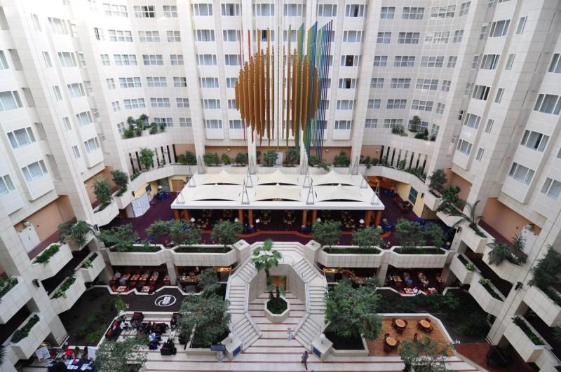Отель Hilton Prague 4
