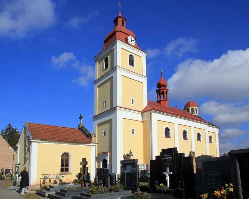 Костел Всех святых