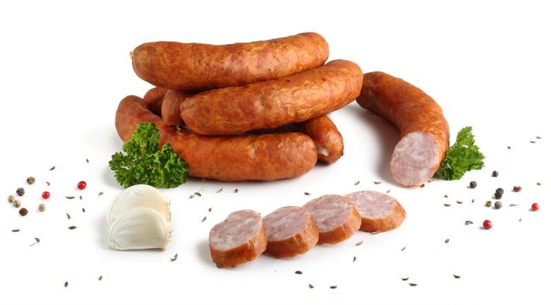 Ливерные колбаски