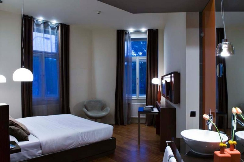 Отель 987 Prague Hotel 10