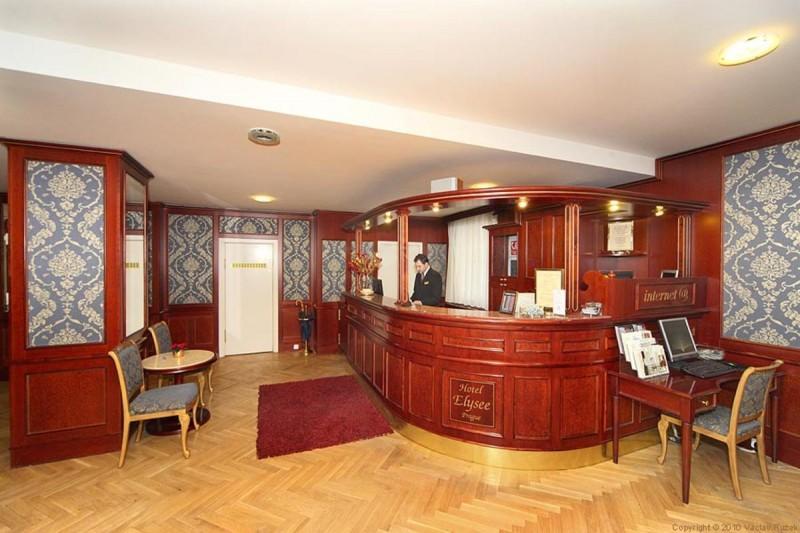 Отель Elysee 11