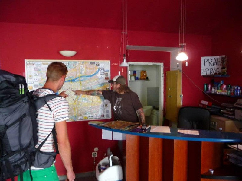 Хостел Blind Eye Hostel 3