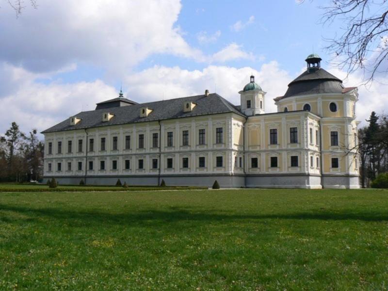 Замок Краварже 7