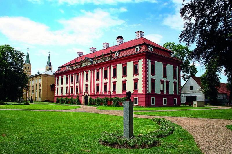 Замок Кунин
