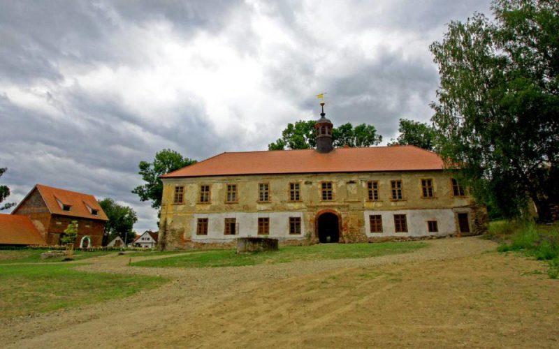 Замок Требешице 8