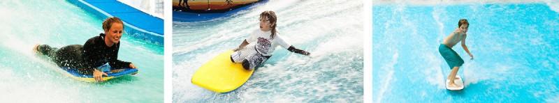 Surf Arena в Праге 7