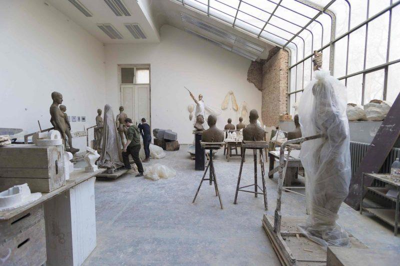 Академия изобразительных искусств в Праге 2
