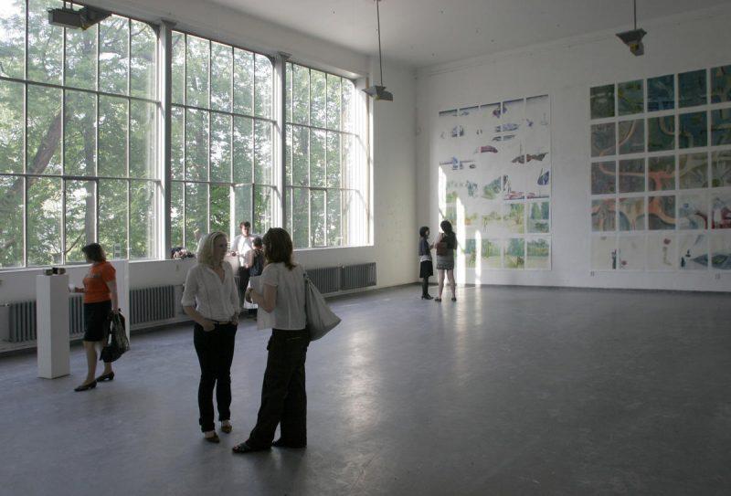 Академия изобразительных искусств в Праге 4