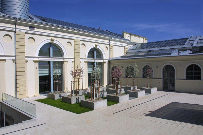 Академия изобразительных искусств в Праге 6