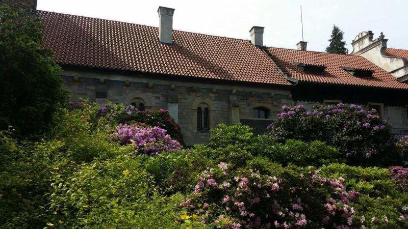 Замок Пругонице 1