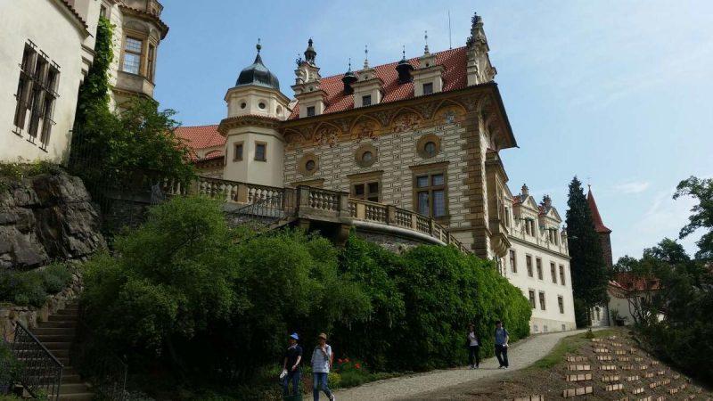 Замок Пругонице 4