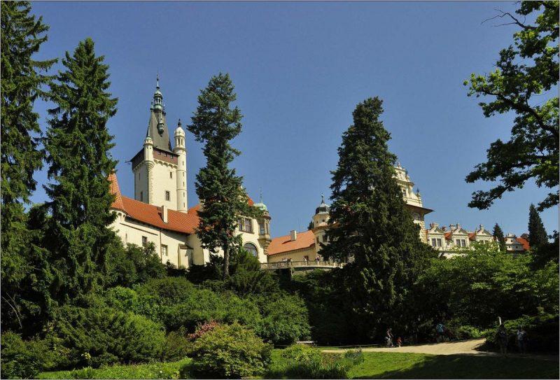 Замок Пругонице 8