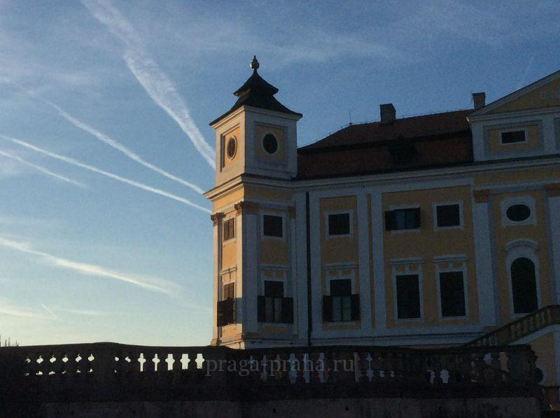 Замок Милотице 4