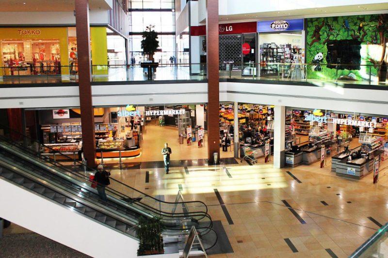 Торговый центр Галерея Харфа 1