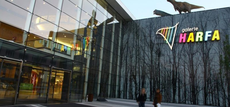 Торговый центр Галерея Харфа 4