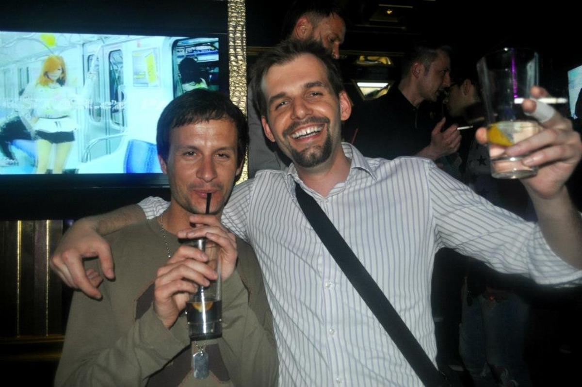 Знакомства геев в чехии 5 фотография