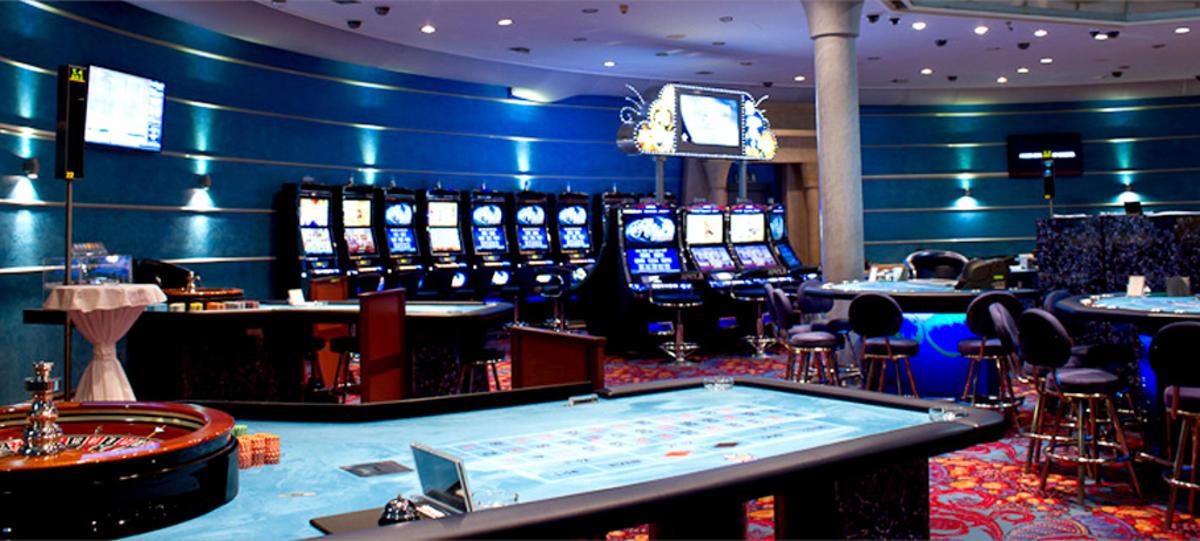 казино на границе с россией